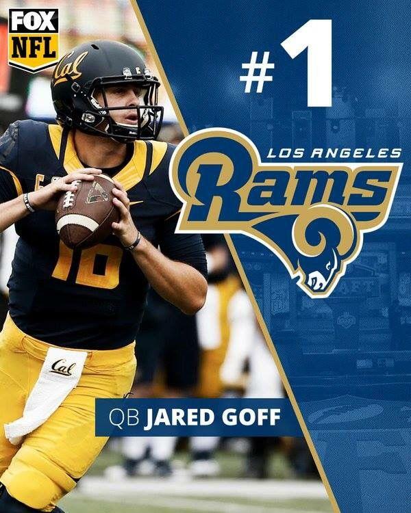 Jared Goff LA Rams                                                                                                                                                                                 More