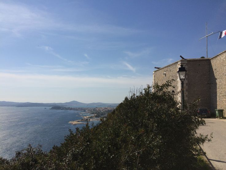 Fort du Cap Brun, Toulon, France