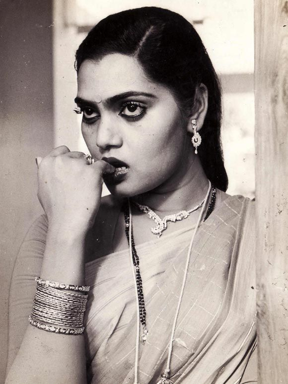 Silk Smitha became an icon in the Tamil, Telugu, Kannada and Malayalam film industries, wearing the rare bikini and going, literally, where others trembled to go.