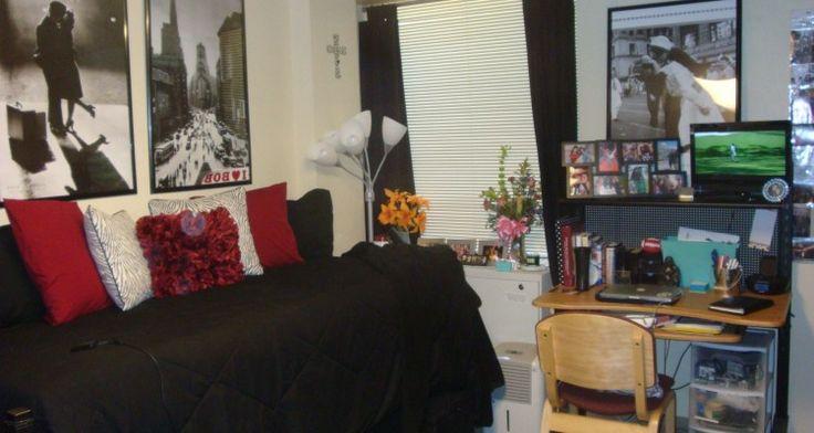 How Stunning Design Concept Dorm Room Ideas