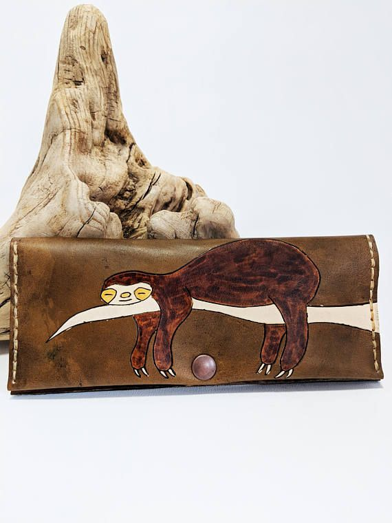 Check out this item in my Etsy shop https://www.etsy.com/ca/listing/562360556/unique-womens-leather-wallet-womens