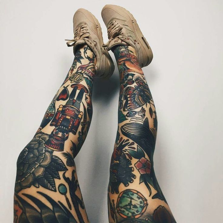 Image result for traditional tattoo sleeve