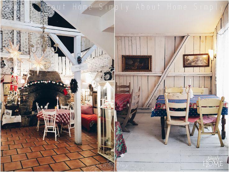simply about home: Pierwszy krok w Nowy Rok  #interior #design #vintage #shabby #fireplace #restaurant #mountains #ikea