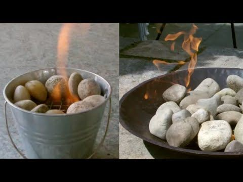 You Won't Believe How Easy It Is To Make A Cool Fire Pit For Your Patio! (Videos) - Page 3 of 3 - Smarter DIYsSmarter DIYs