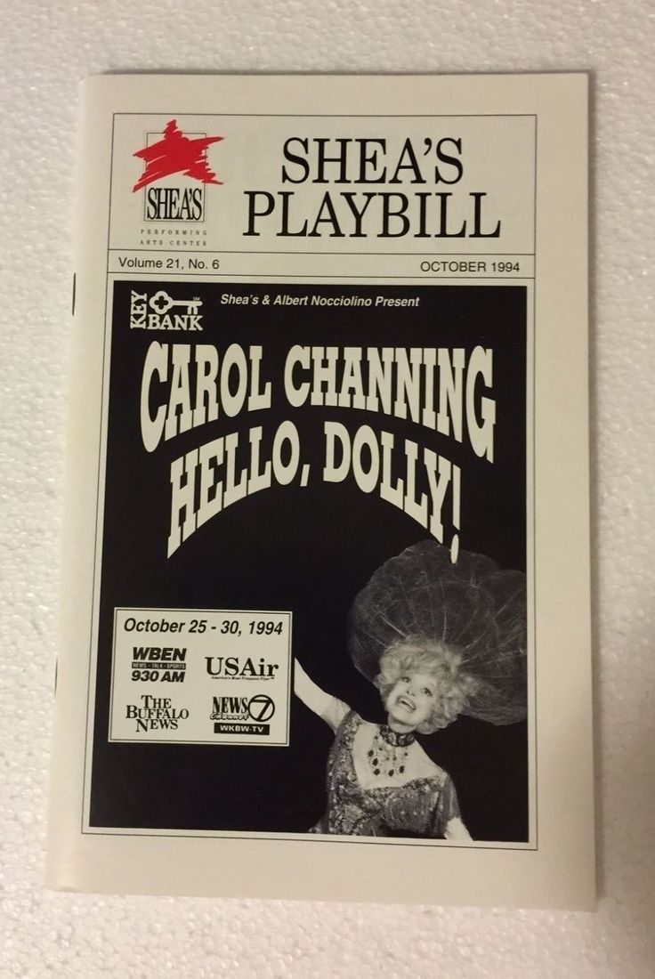 25 30 Hello W: 17 Best Images About Theatre Playbills & Heralds On