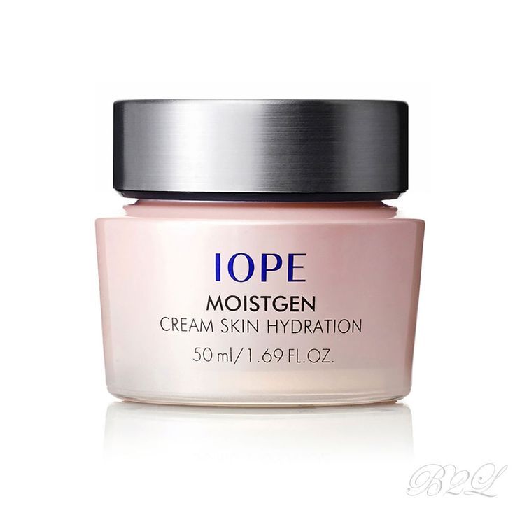 [IOPE] Moistgen Cream Skin Hydration 50ml / moisturizing cream by Amore Pacific #IOPE