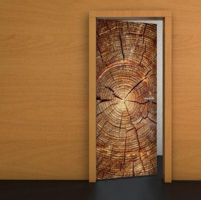 Selbstklebefolie Holzdekor Möbel & Wohnen Holztür Folien 315575
