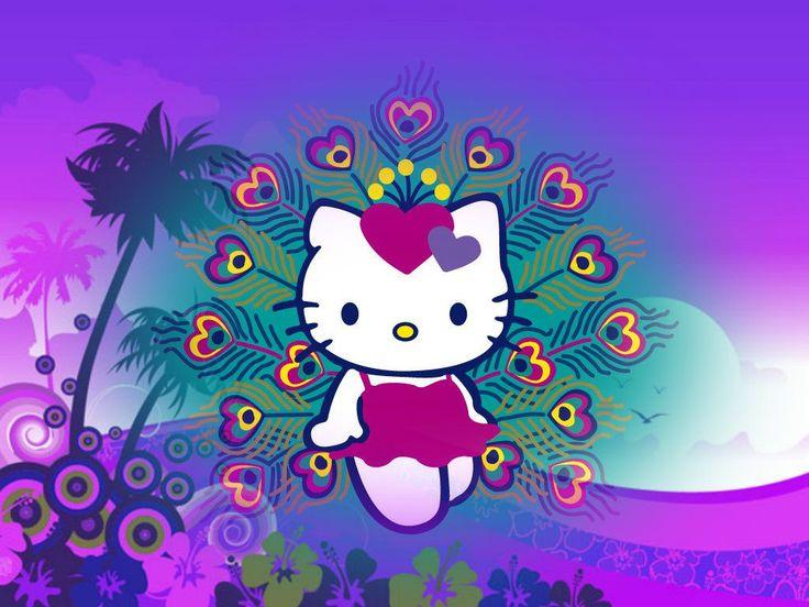Purple Hello Kitty Wallpaper 1080p For Desktop Wallpaper 1024 x 768 px 236.31 KB pattern nerd pink and black love iphone blackberry zebra