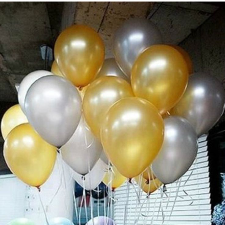 10pcs/lot 10inch Multicolor Pearl Latex Balloons 15 Colors Inflatable Round Air Ball Wedding Happy Birthday Party Toy Balloons