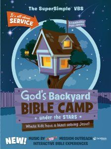 God's Backyard Bible Camp-Under the Stars SuperSimple VBS Kit (Vacation Bible School 2013: God's Backyard Bible Camp) by Publishing Standard. $179.99