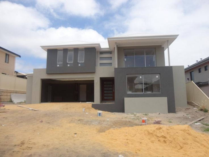 All In Colorbond Colours: Surf Mist, Woodland Grey Dune