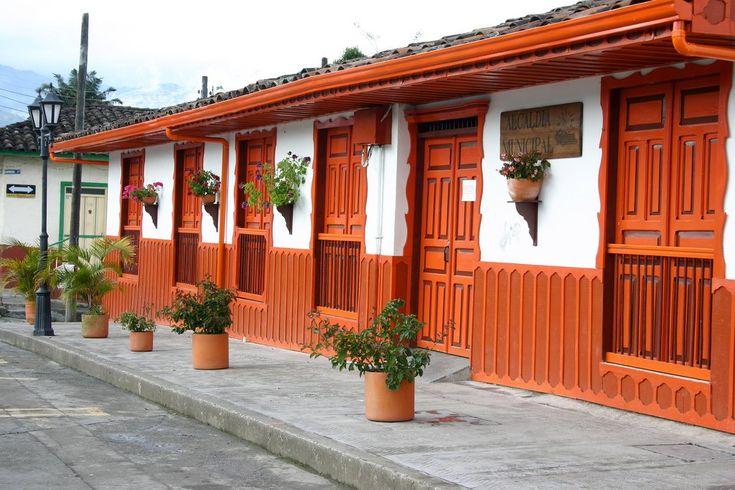 Municipio de Salento, Quindío, Colombia.