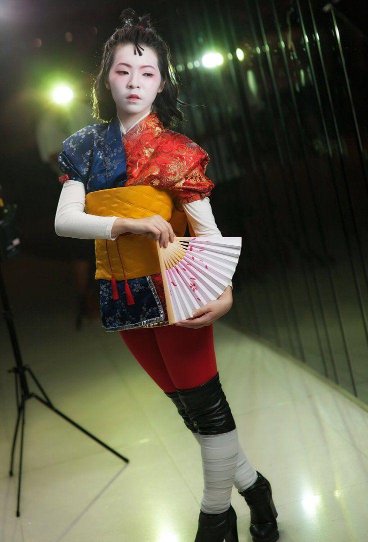 Yumi Ishiyama 2 by fannyhyy