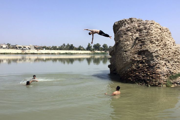 An epic Middle East heat wave could be global warming's hellish curtain-raiser