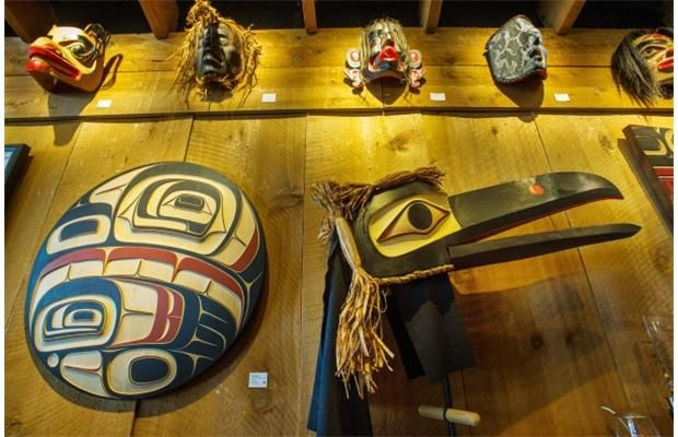 I 100% support Authentic Indigenous - supporting all my artistic brothers, family members and friends who are keeping it real!!! Authentic Indigenous label promotes B.C. native artists-He'am ;)