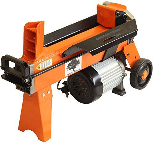 The FM8 is a powerful entry level log splitter capable of splitting logs up to 370mm in length and 250mm in diameter. Unlike other small electric log splitters which only have 1500 watt motors and 4 ton of force, the FM8 is fitted with a 2200 watt motor which gives it 5 ton of force. It has a simultaneous button and lever operation so that it cannot be operated one handed, making it compliant with the latest safety regulations. This is an ideal entry level model for people with smaller fires…