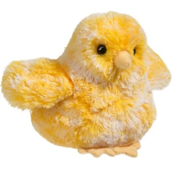 Meep The Little Plush Yellow Baby Chick By Douglas Easter Plush