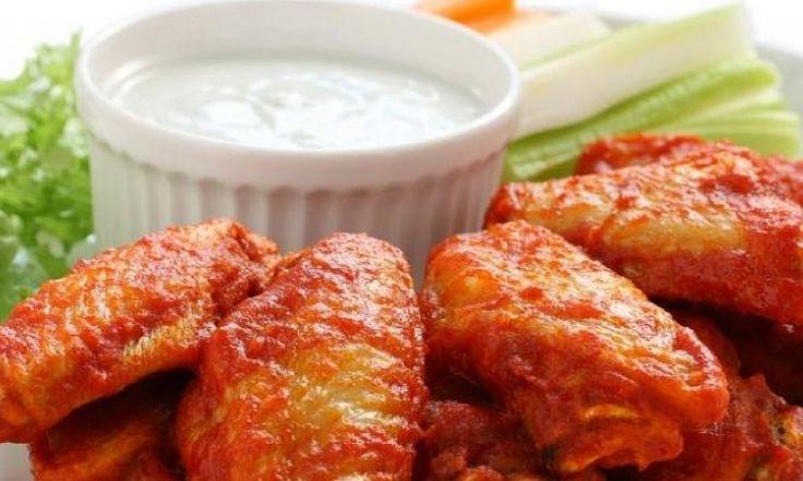 Les meilleures... Les ailes de poulet épicées