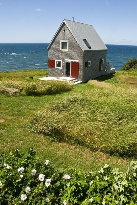 860 Sq. Ft. Cottage in Cape Breton Island 0014 large compared to the tiny houses of others