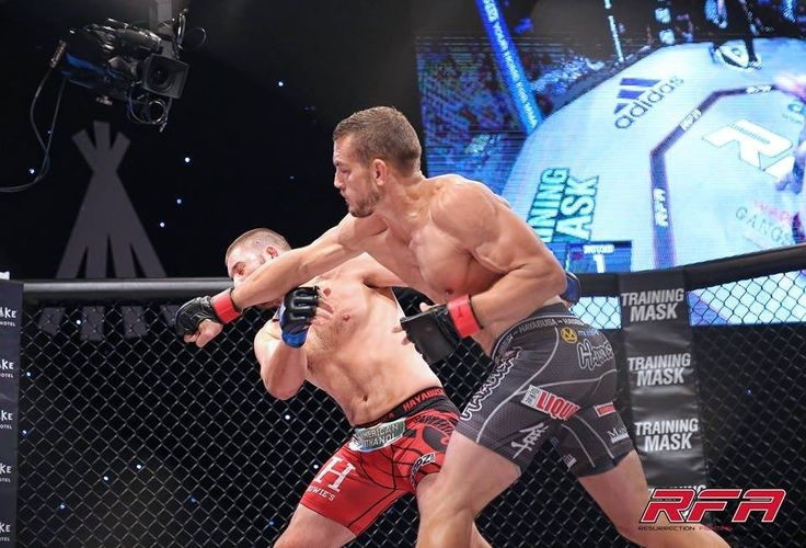 Some of the latest News from MMA Weekly Chase Waldon Predicts Quick Finish in RFA Title Fight