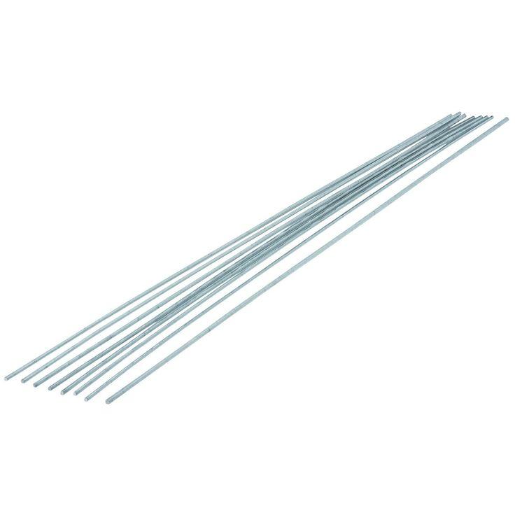 44810 Pack of 8 Alumiweld Aluminum Welding Rods
