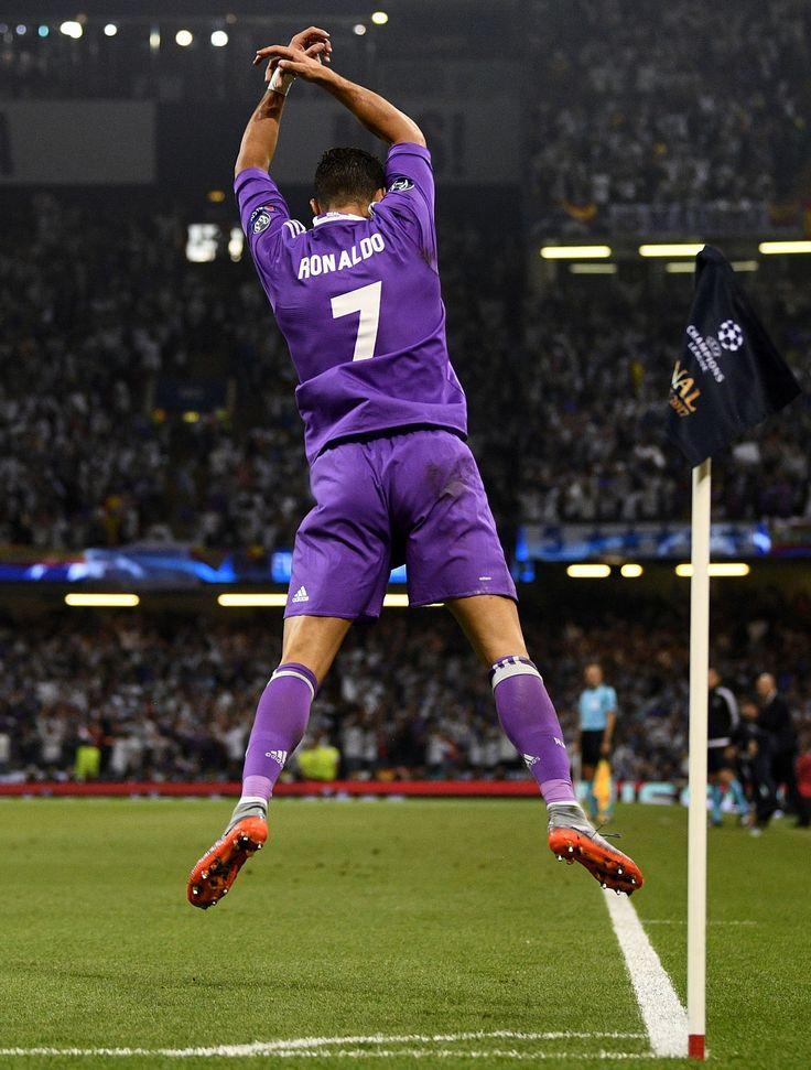 Champions League Final 2017 Cardiff | Cristiano Ronaldo ...
