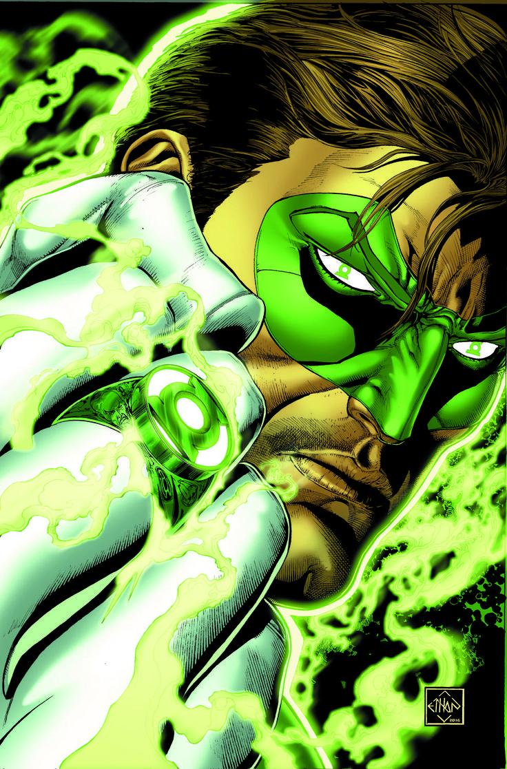 Hal Jordan and the Green Lantern Corps: Rebirth #1 - Ethan Van Sciver