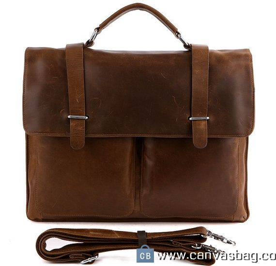550 best Leather Messenger Bag images on Pinterest | Leather ...