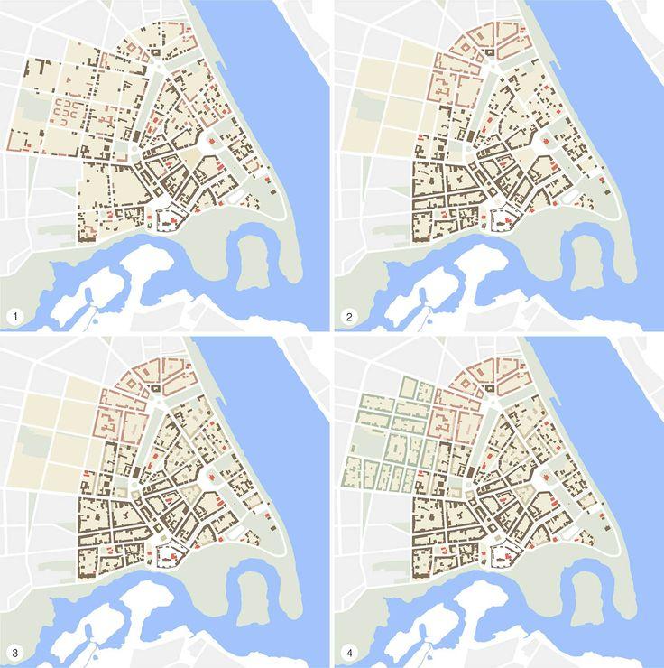 Strategy of homogeneous spaces creation in Yaroslavl