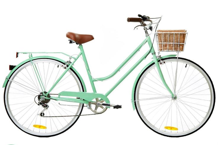 I desperately want one of these bikes! Vintage Ladies Bicycle 6 Speed - Mint