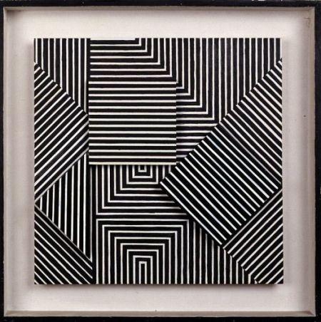 Henryk Stazewski - Relief no. 9 (1968)