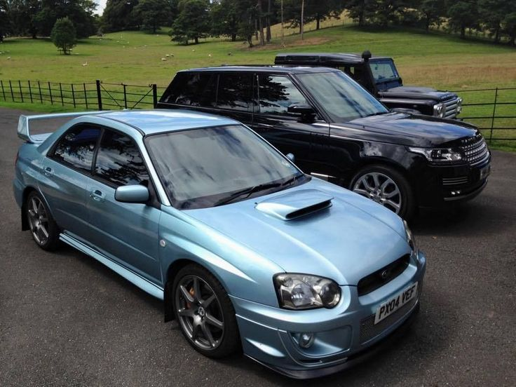 2004 SUBARU IMPREZA WRX STI WR1 BLUE MINT CONDITION £12 grand not bad price