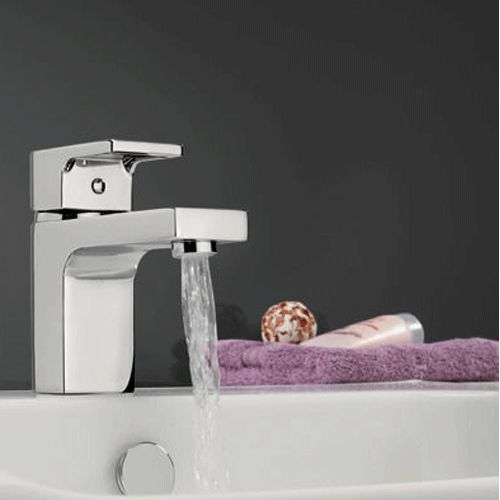 Planet Basin Mixer Tap With Flip Top Waste | bathstore