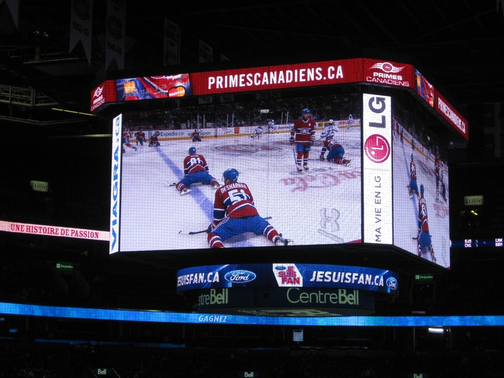 Habs Pre-Game Warm Up