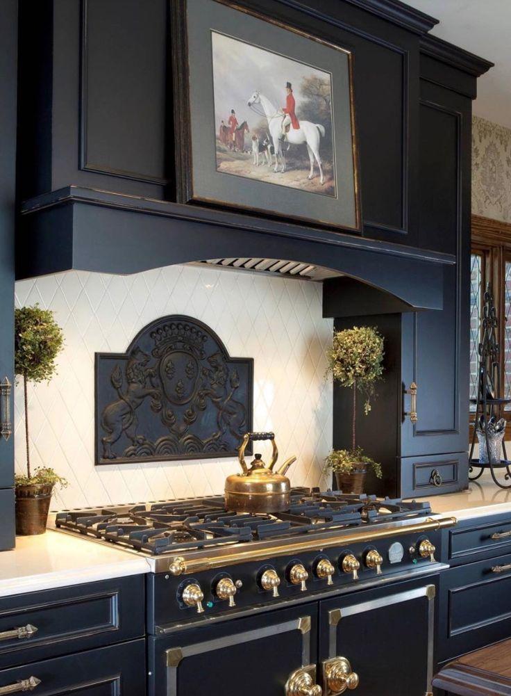 Black Dark Home Decor ideas