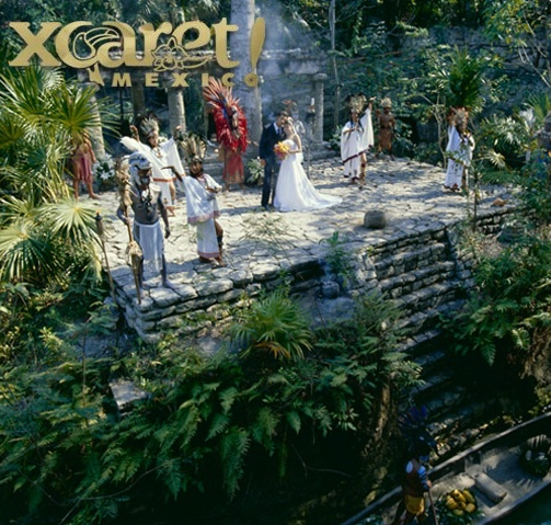 destination wedding packages mexico all inclusive: Wedding In Mexico, Xcaret. Riviera Maya