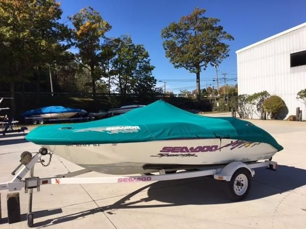 1996 seadoo Speedster Parts List Build options