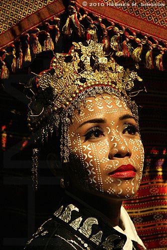 Yakan woman. Philippines