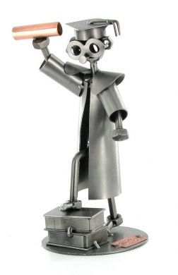 Graduation Nuts and Bolts Figure