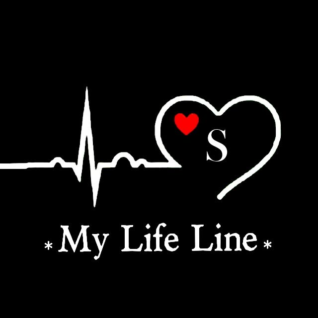 A To Z Alphabet Letter My Life Line Dp Pic For Fb N Whatsapp Wallpaper Dp S Love Images Love Wallpapers Romantic Love Picture Quotes