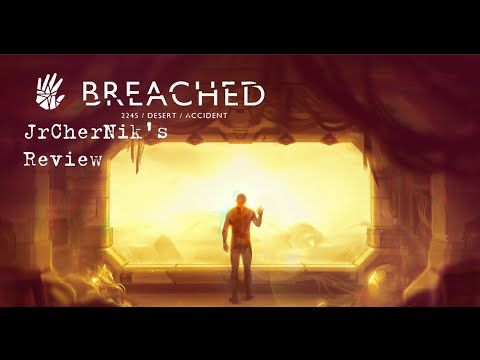 JrCherNik's v-log - Breached