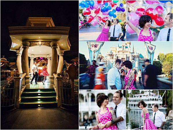 Disney Engagements: Entries from the 2014 Magical Day Awards