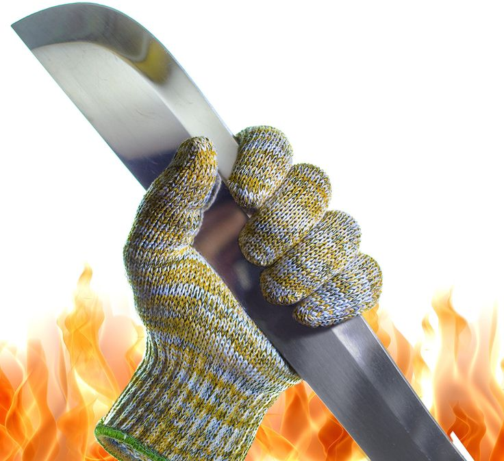 48% OFF! Silach All-in-One Safety WORK Gloves, Cut, Heat, Flame Resistant, SEAMLESS, Sizes M-XXXL, KEEP YOUR HANDS SAFE from Cuts and Burns! Breathable, Easy Machine Washable