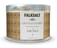 """""""If you really want to add some flavour to your dishes you need Falksalt Crystal Flakes."""" The Detriot News Dec 2010."""