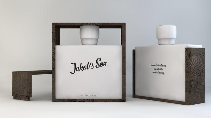 Jacobs son parfume Concept, Packaging Design.