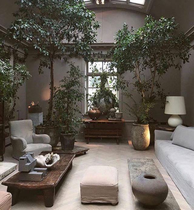 Pin By Brock Fisher On Apartments Luxury Interior Indoor Garden