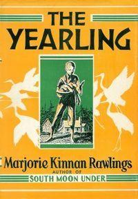 The Yearling, Marjorie Kinnan Rawlings, Psi/Wisconsin | Kappa Alpha Theta #theta1870