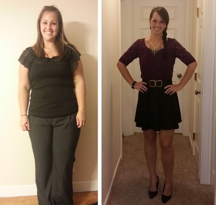 Jennifer before and after Paleo Success Story