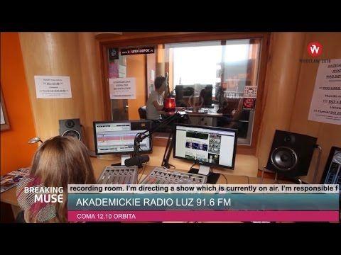BREAKING MUSE: Radio ludzi z pasją / #RadioLUZ #Wroclaw
