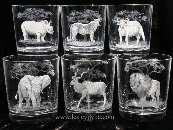 lesley pyke glass engraving | Lesley Pyke Glass Engraving